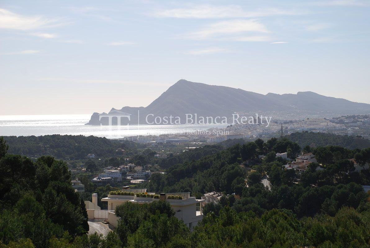 Beautiful villa in Roman style in Altea for sale, Sierra de Altea Golf - 29 - JOFi234