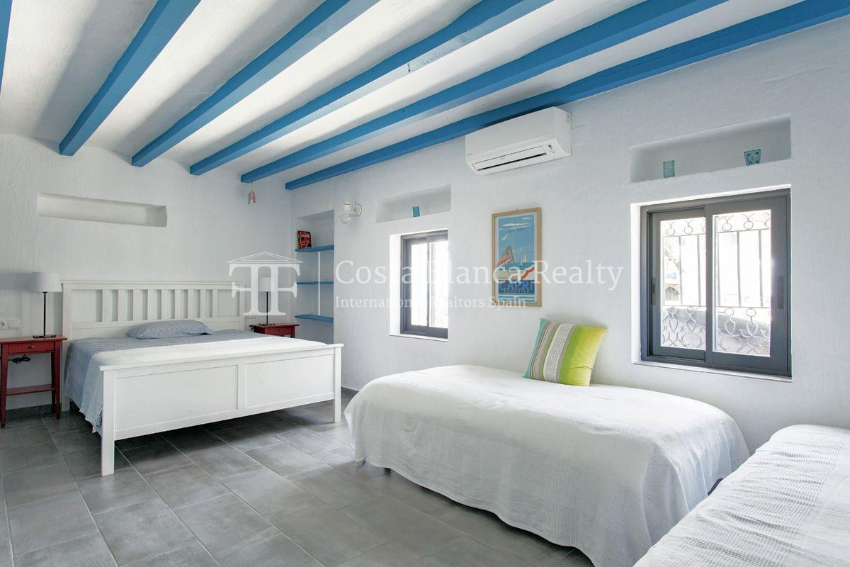 ++SOLD BY COSTABLANCA-REALTY.COM++ Villa for sale in San Chuchim in Ibiza style with panoramic sea views, Altea / Old Town - 33 - CHFi704
