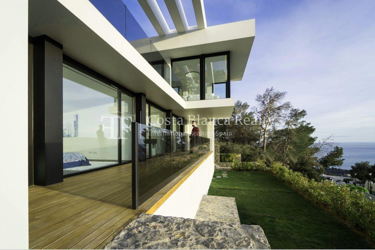 New luxury villa with exceptional sea view, Altea Hills - 7 - CHFi472