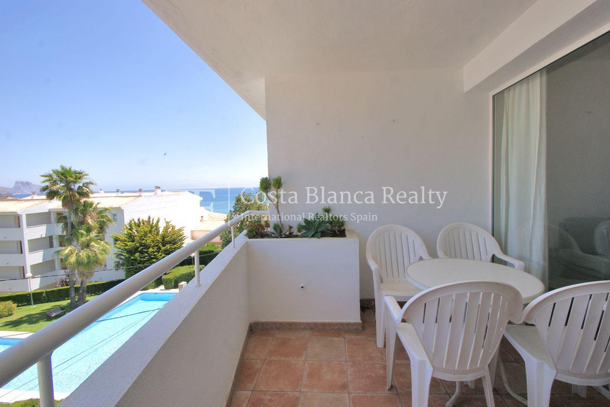 Nice 2 Bedroom apartment with sea views in Cap Negret for sale - 2 - CHFi823
