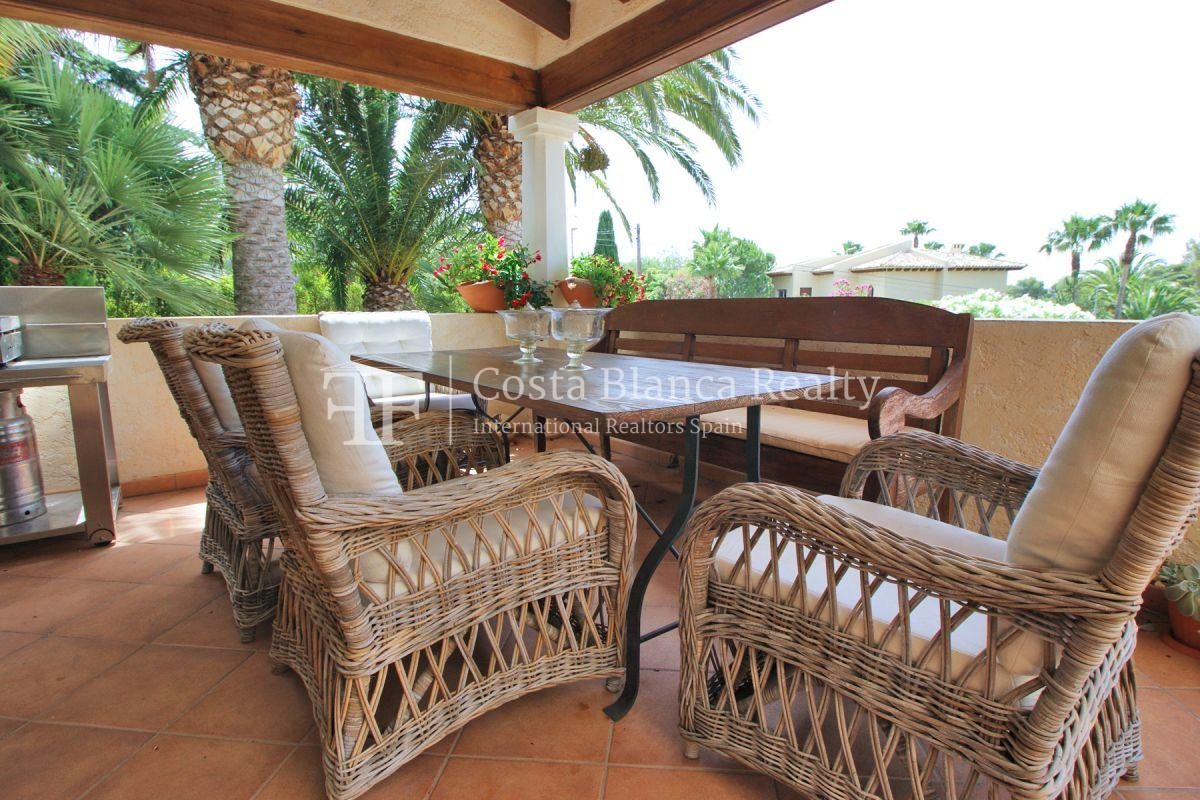 Magnificent luxury villa with extra building plot in the Sierra de Altea for sale - 33 - CHFi826