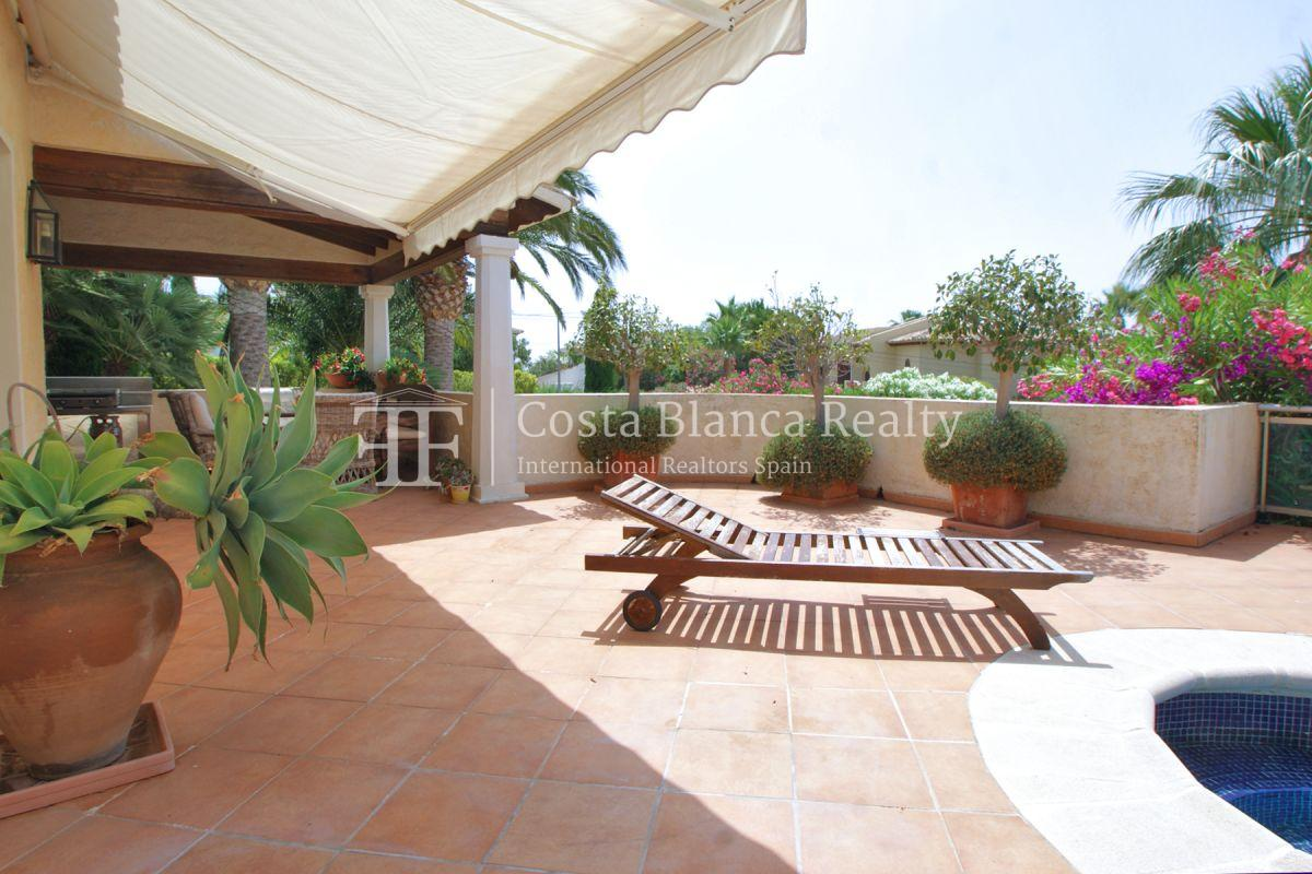 Magnificent luxury villa with extra building plot in the Sierra de Altea for sale - 37 - CHFi826