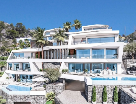 CHFi843: Magnificent modern house for sale in Altea - Main