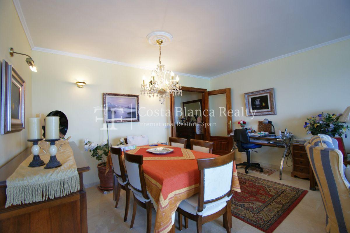 First sea line apartment with stunning sea views, Altea center - 7 - ASOL105