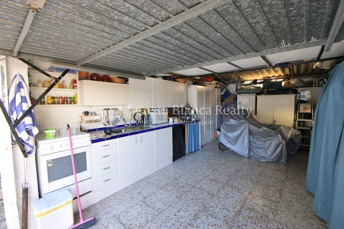 Well maintained end terraced house with private pool in Albir - 34 - JOFi266