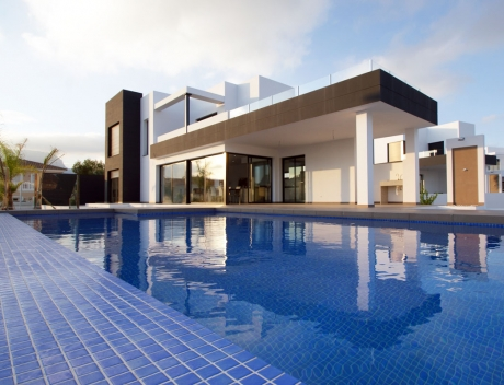 CHFi502: Newly constructed villa in Calpe, close to all amenities - Main