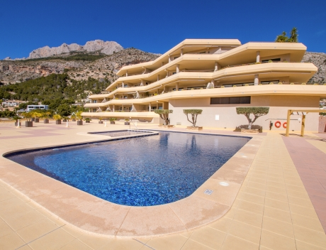 CHFi796: Duplex Penthouse Apartment for sale in Villa Marina Golf Altea - Main