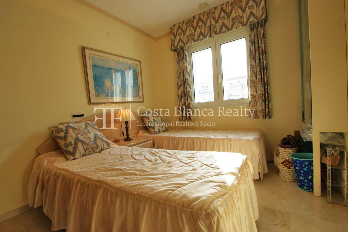 First sea line apartment with stunning sea views, Altea center - 12 - ASOL105