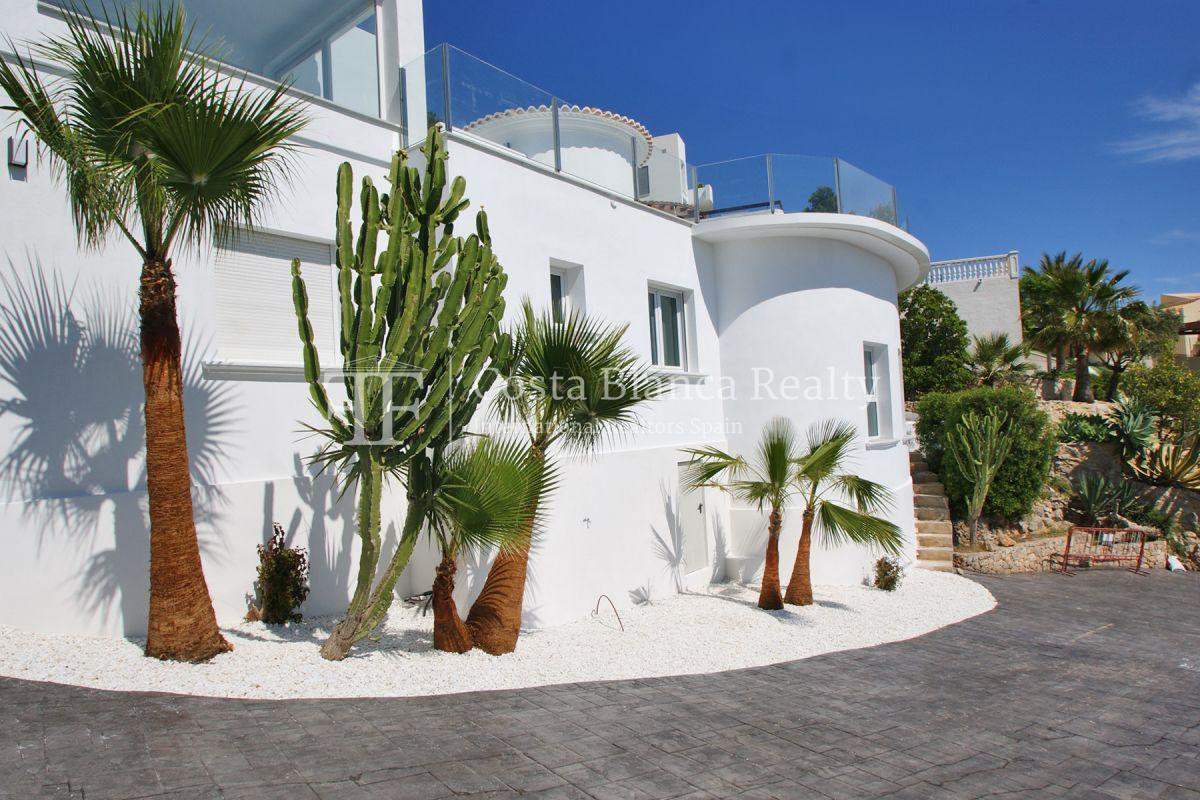 Modern villa with great views for sale in Altea Hills - 45 - CHFi820