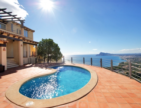 CHFi758: Wonderful House in Altea Hills with magnificent panoramic sea views - Main