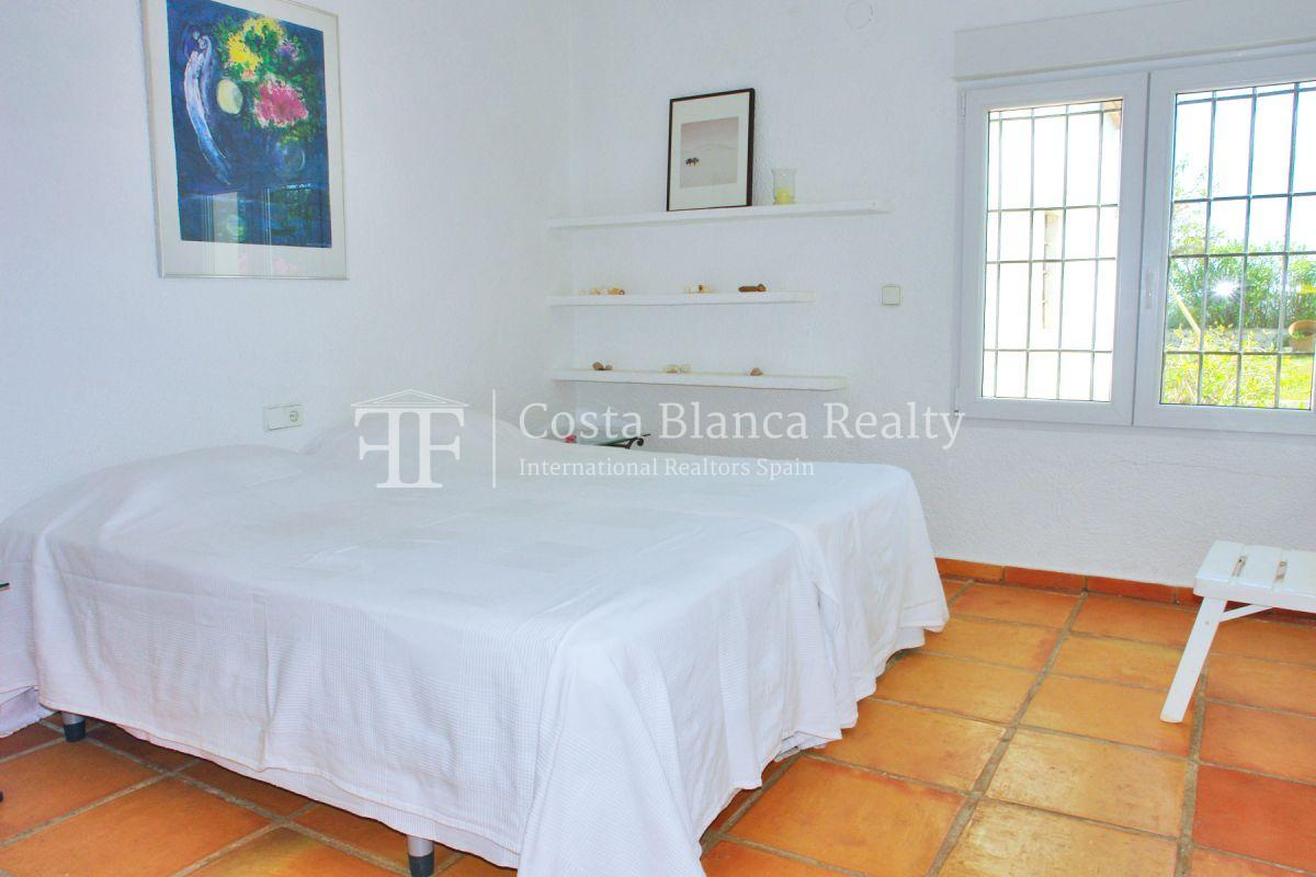 House for sale at first line in Moraira - 17 - CHFi780