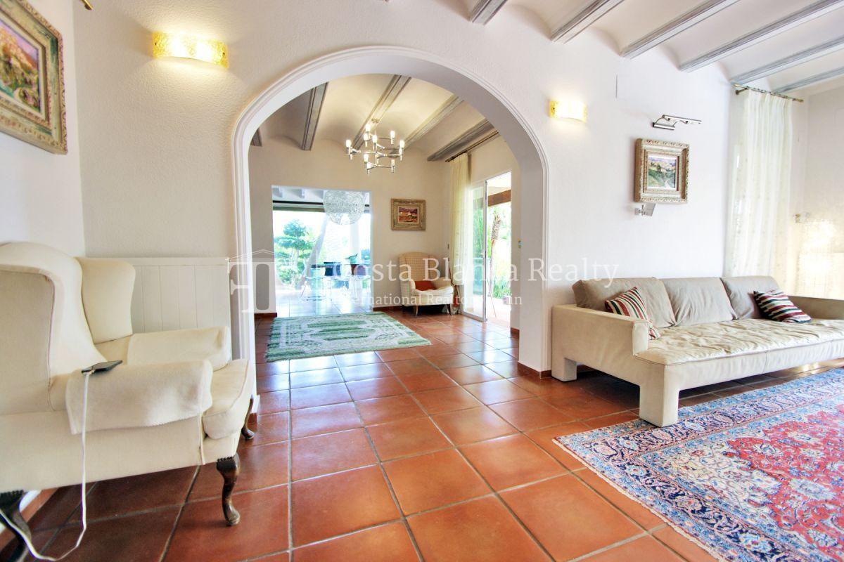 Magnificent luxury villa with extra building plot in the Sierra de Altea for sale - 18 - CHFi826