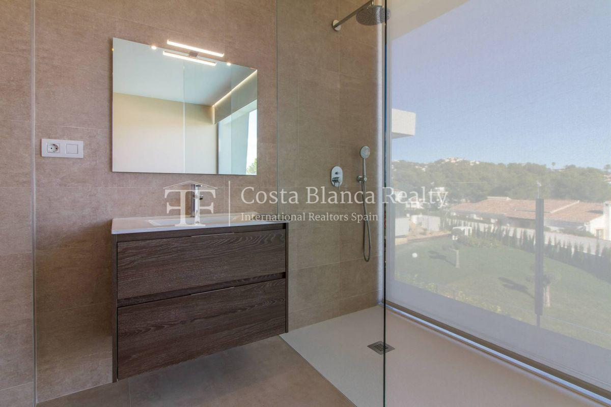 Modern villa in Benissa with sea views for sale, new building - 11 - CHFi788