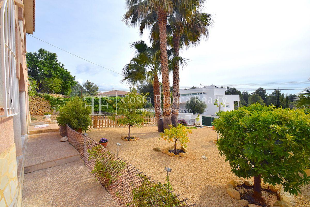 Beautifully renovated villa with sea views in Altea, Montahud - 31 - CHFi743