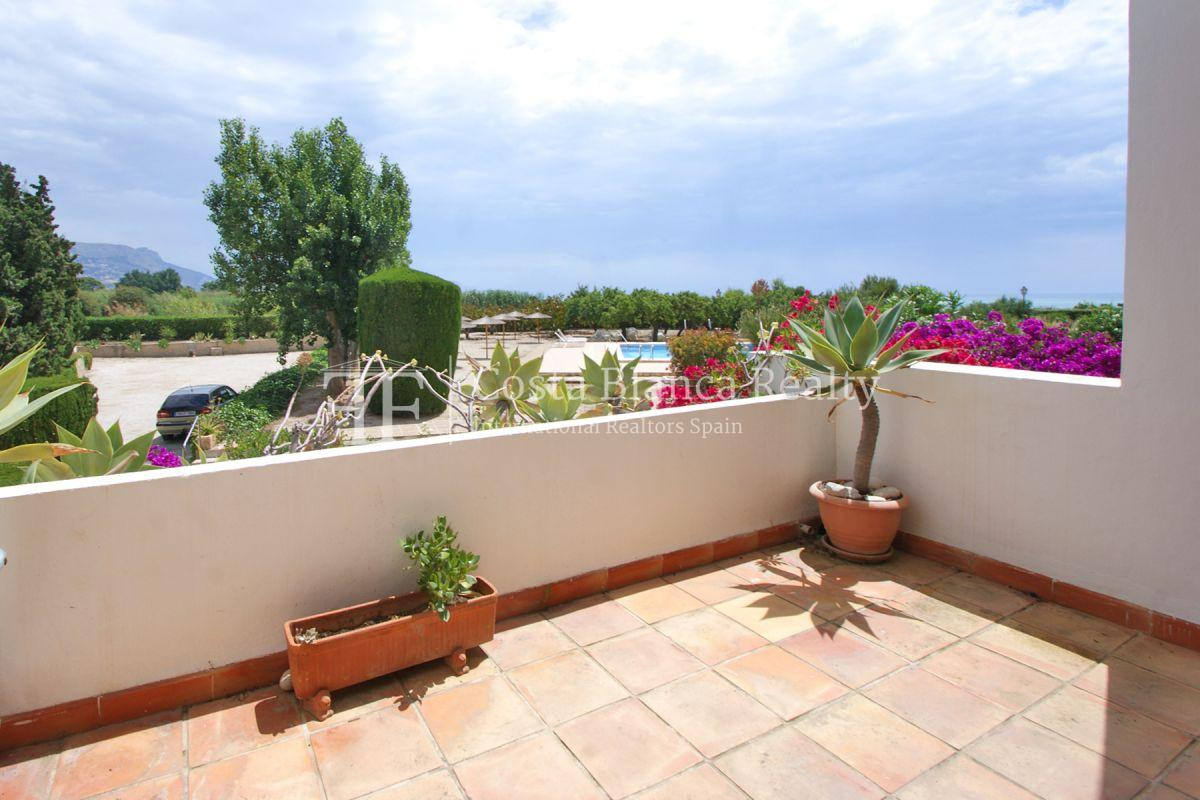 Apartment on the seafront in the center of Altea (with access to Playa Espigo) - 2 - CHFi824