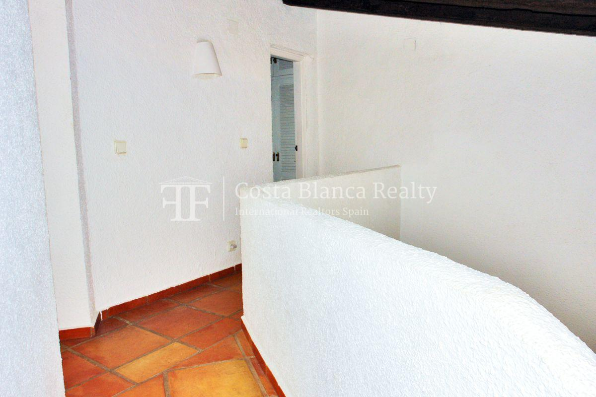 House for sale at first line in Moraira - 22 - CHFi780