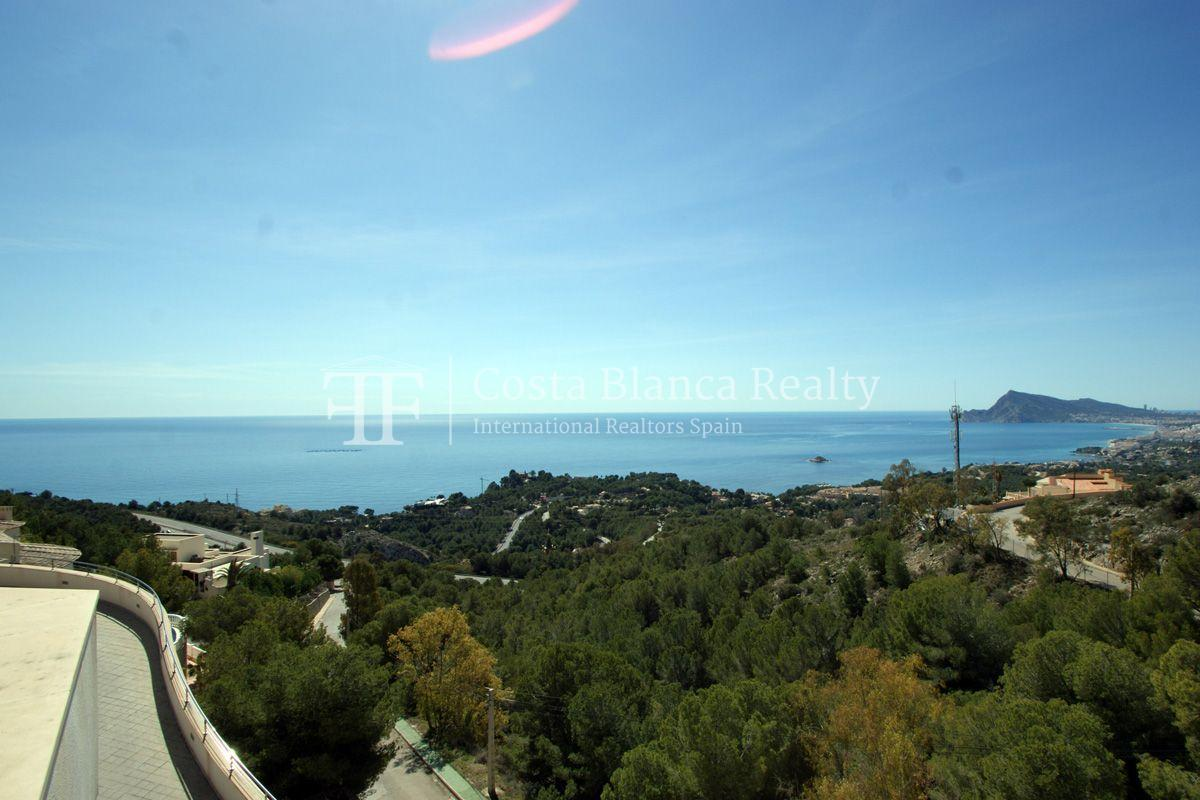 Modern apartment with great terrace and panoramic sea views, Altea - 20 - CHFi439