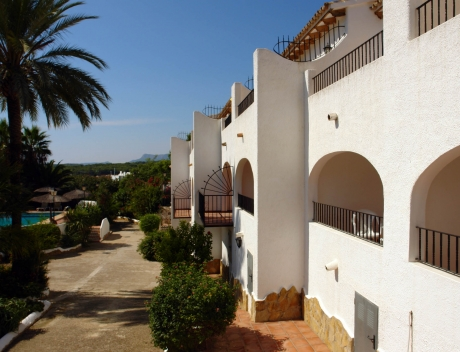 MORA358: 3 star hotel for sale in Moraira - Main