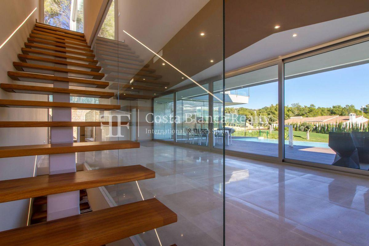 Modern villa in Benissa with sea views for sale, new building - 10 - CHFi788