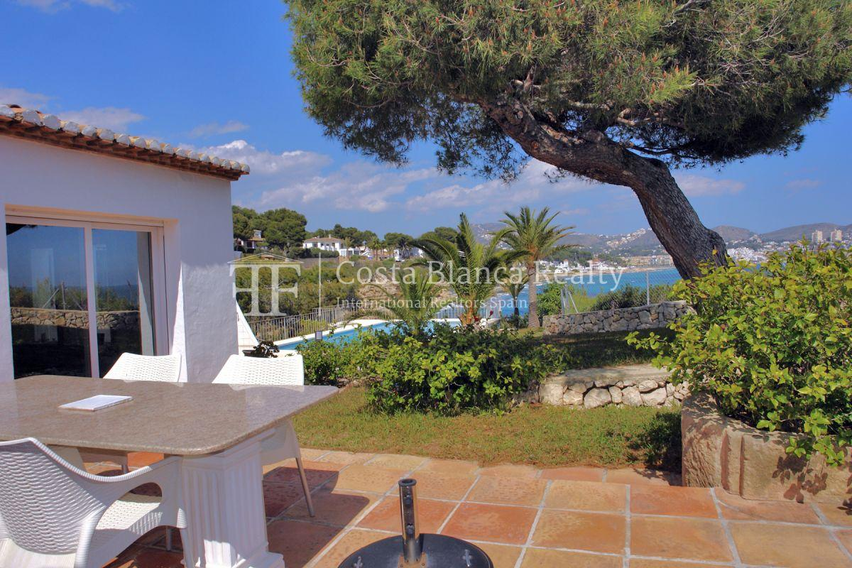 House for sale at first line in Moraira - 8 - CHFi780