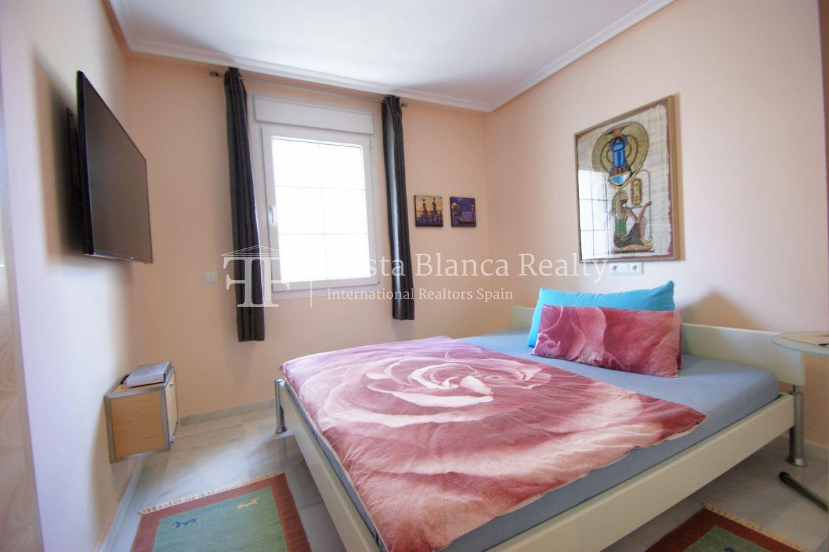 Modern apartment with panoramic sea views in Altea Hills for sale, Ducado Real - 22 - CHFi718