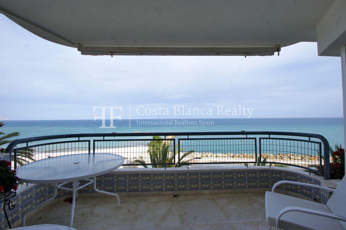 First sea line apartment with stunning sea views, Altea center - 1 - ASOL105