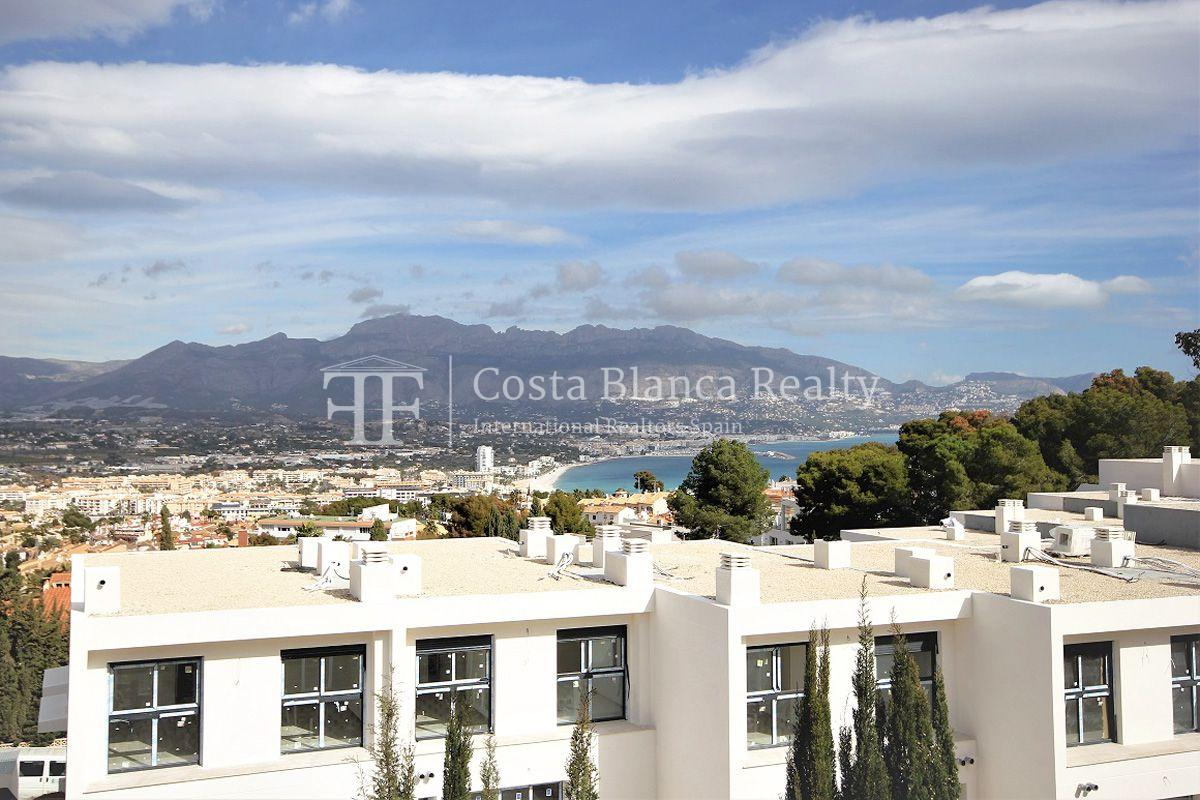 Semi-detached house in perfect condition in Albir with seaview - 3 - FPAS107