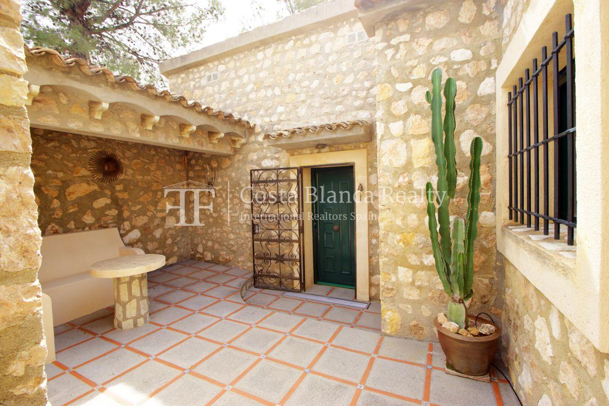 Great house for sale with separate guest house in Alfaz del pi, El Cautivador - 34 - CHFi120