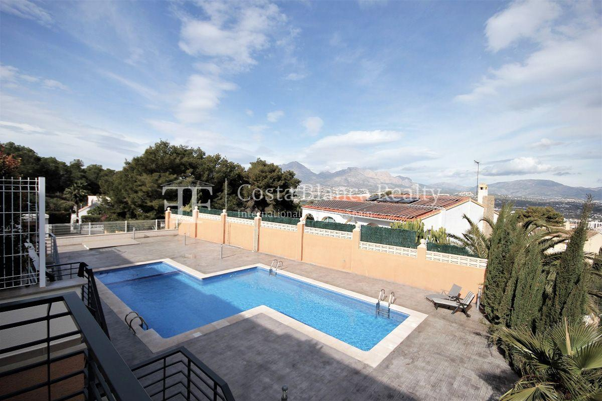 Semi-detached house in perfect condition in Albir with seaview - 2 - FPAS107