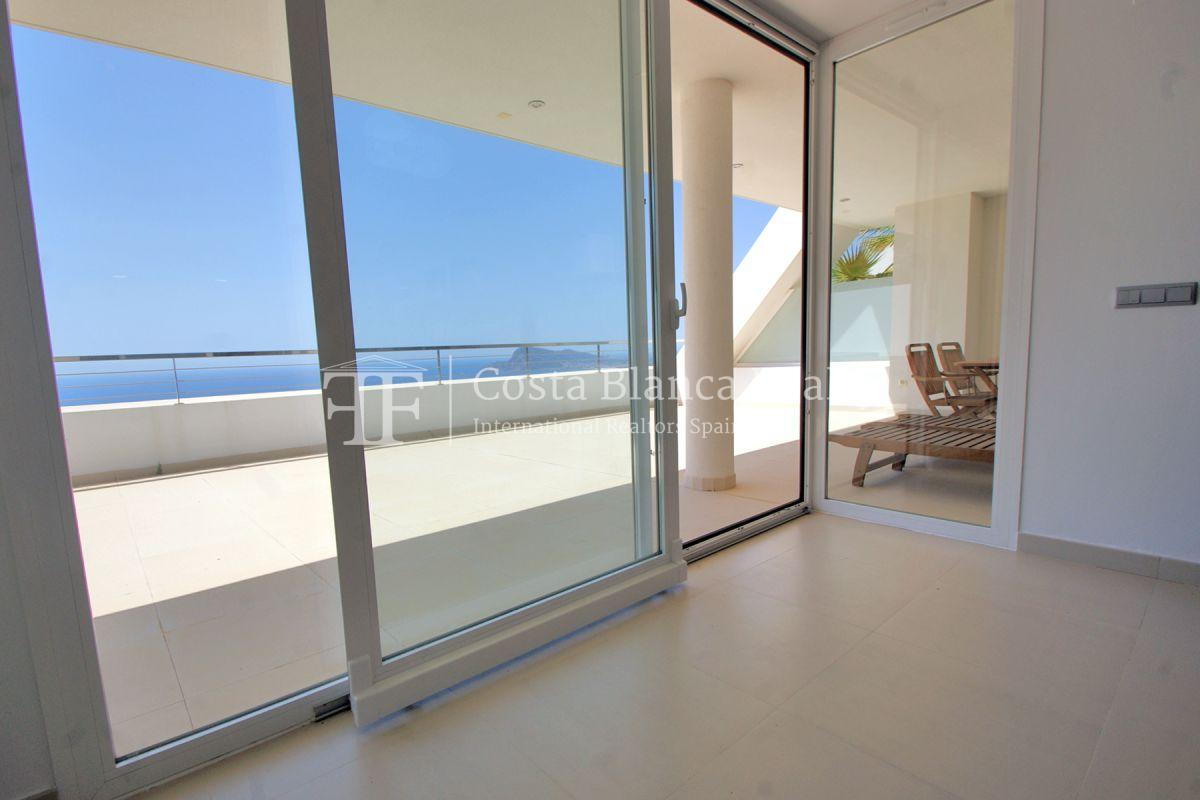 Nice modern apartment with fantastic sea views in Altea Hills for sale - 20 - CHFi828