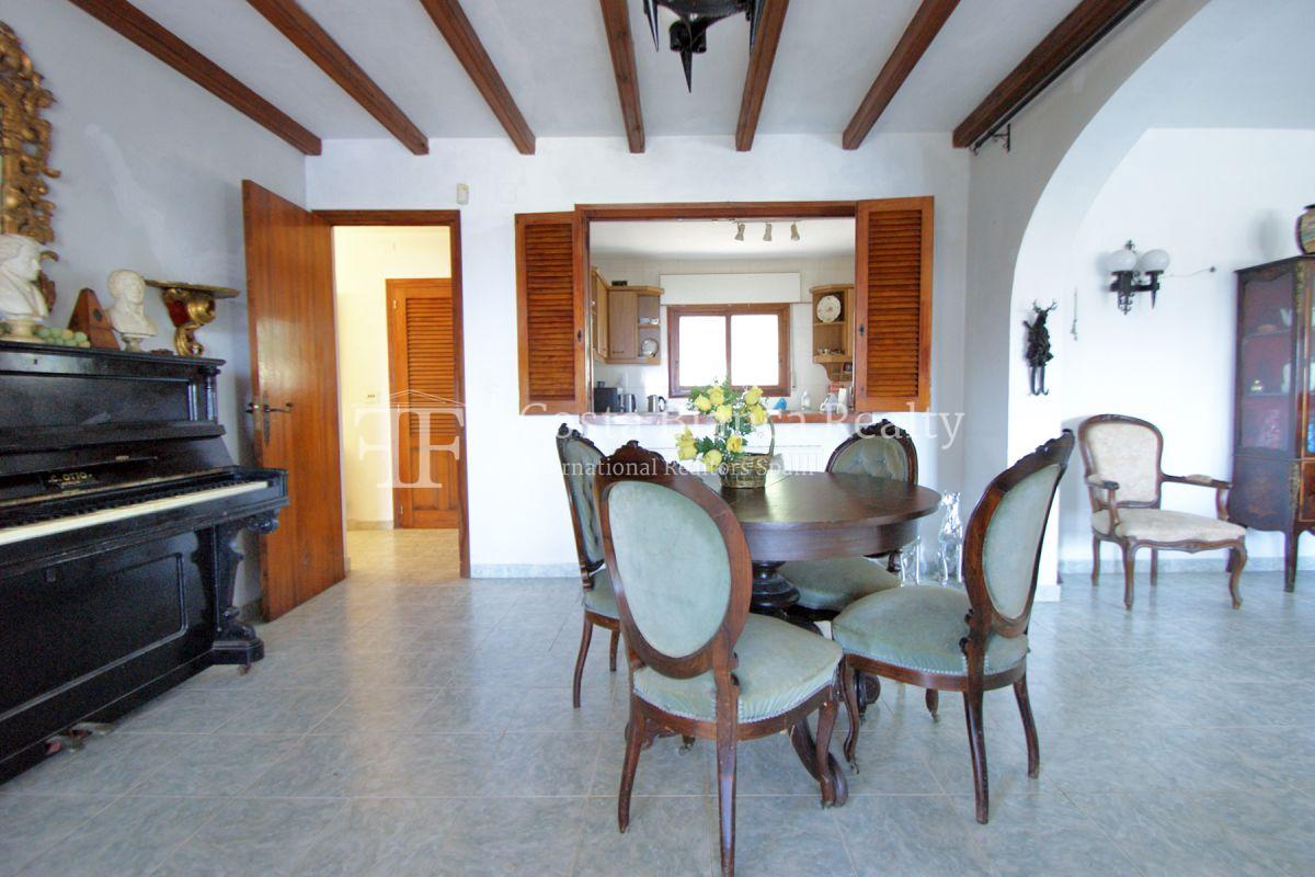 Wonderful finca with great panoramic sea views in Benissa - 21 - CHFi865