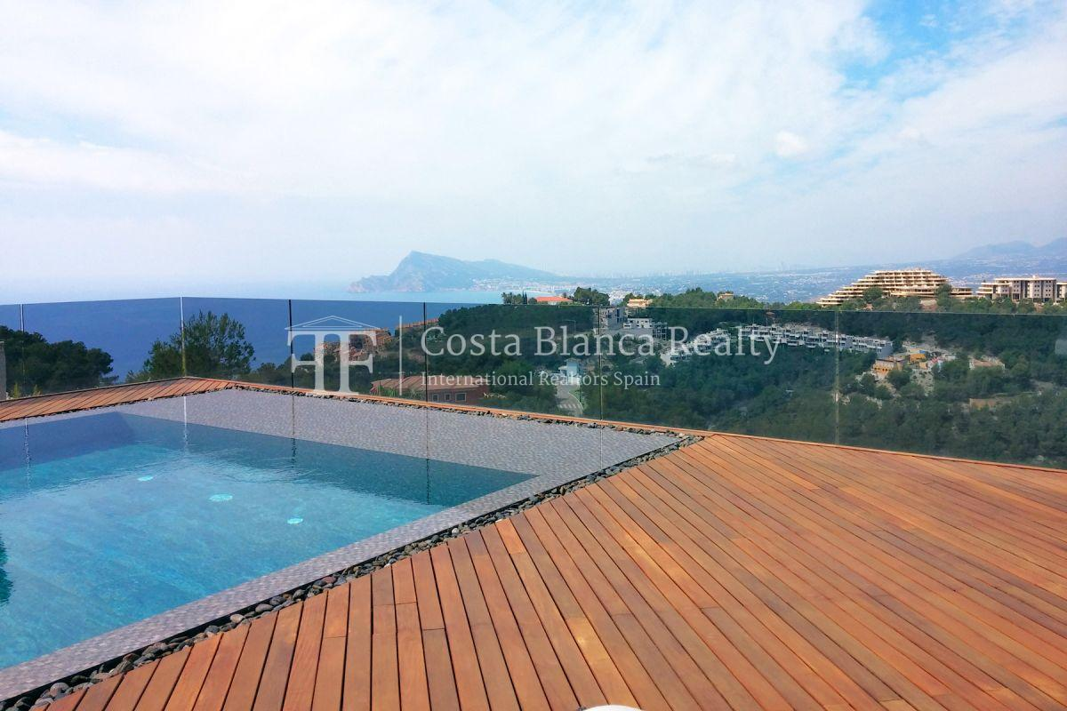 Modern luxury villa with sea views for sale - 3 - CHFi836