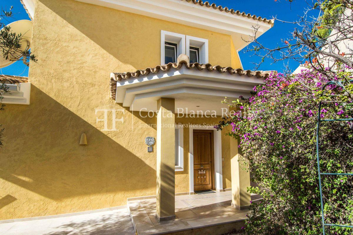 Great villa with panoramic sea views on Altea, Santa Clara - 16 - CHFi785
