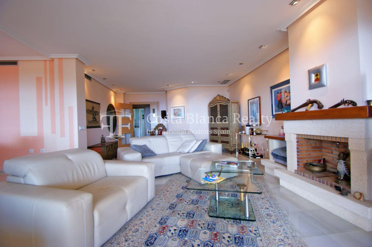 Modern apartment with panoramic sea views in Altea Hills for sale, Ducado Real - 7 - CHFi718
