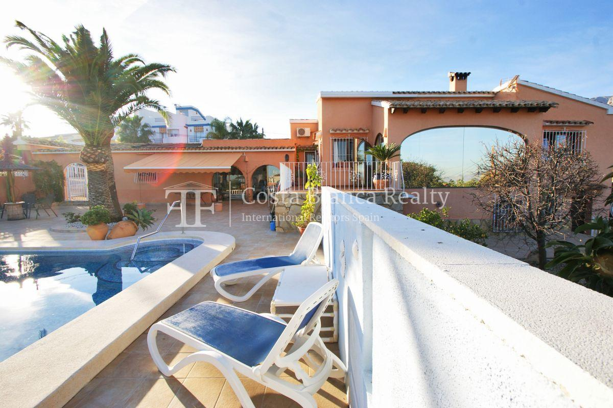 Wonderfully maintained house with sea views in La Nucia - 25 - CHFi763