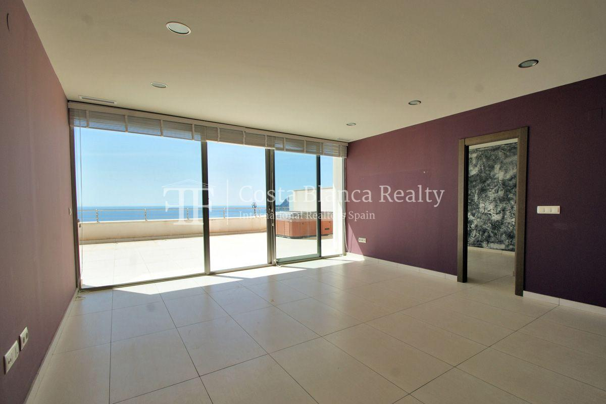 Modern apartment with great terrace and panoramic sea views, Altea - 7 - CHFi439