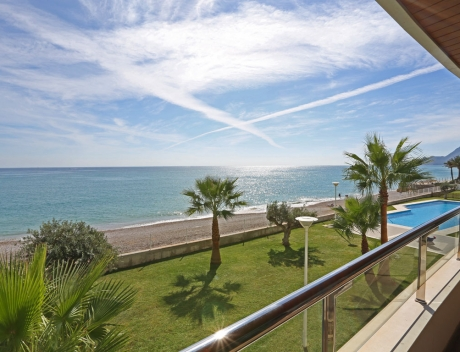 CHFi487: Newly built Apartment directly on the Beach, Altea, Cap Negret - Main