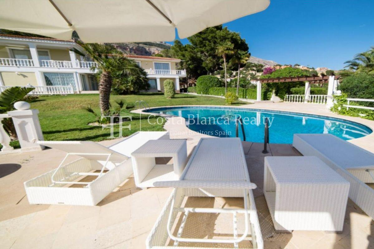 Impressive villa in the Sierra de Altea with 360º panoramic sea views - 34 - CHFi762
