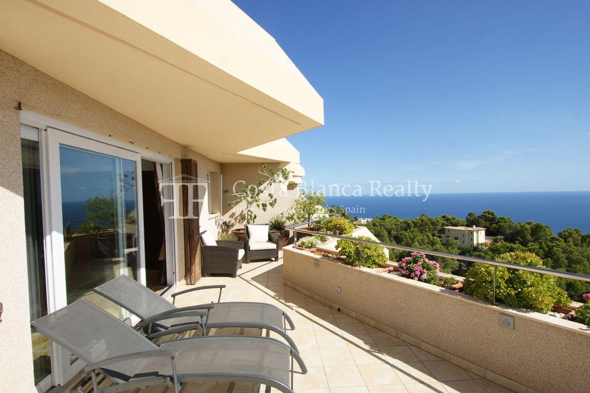 Duplex penthouse apartment for sale in Villa Marina Golf Altea - 9 - CHFi803