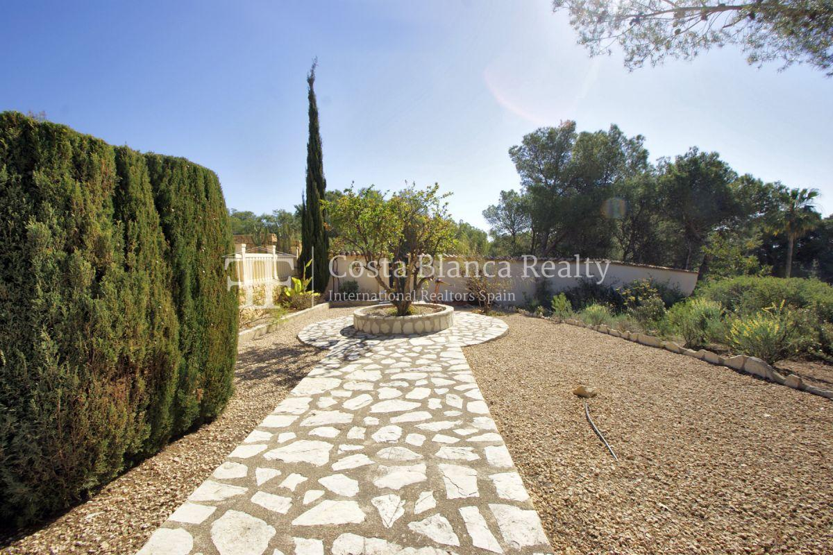 Great house for sale with separate guest house in Alfaz del pi, El Cautivador - 49 - CHFi120