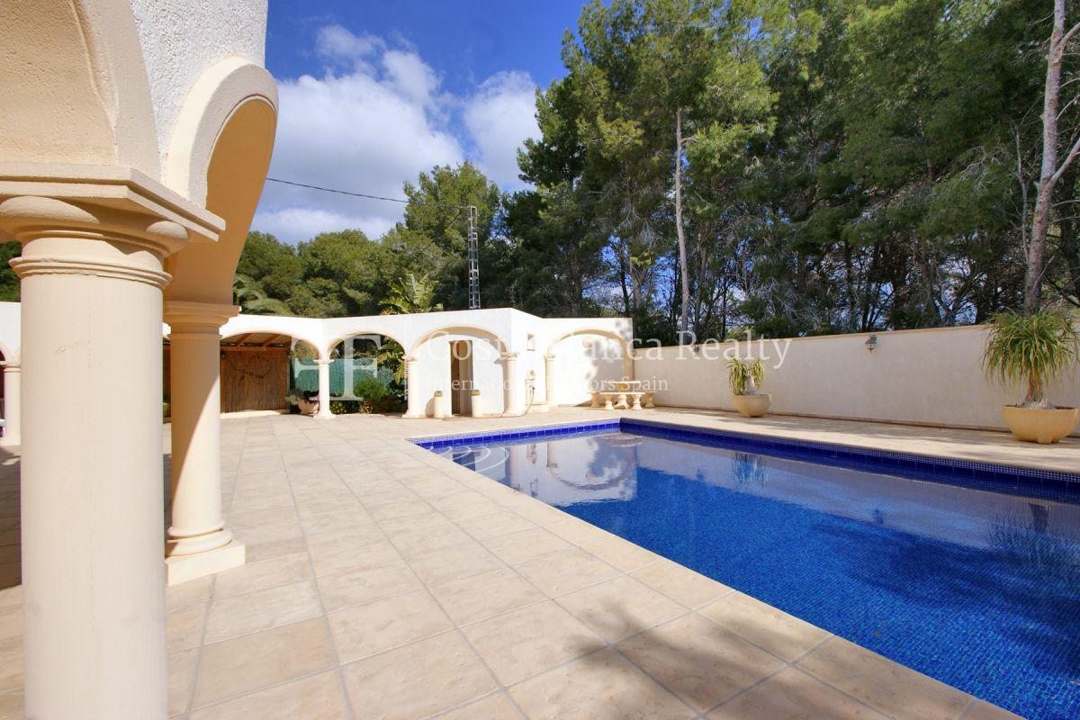 Charming renovated modern villa for sale in Benissa - 4 - CHFi795