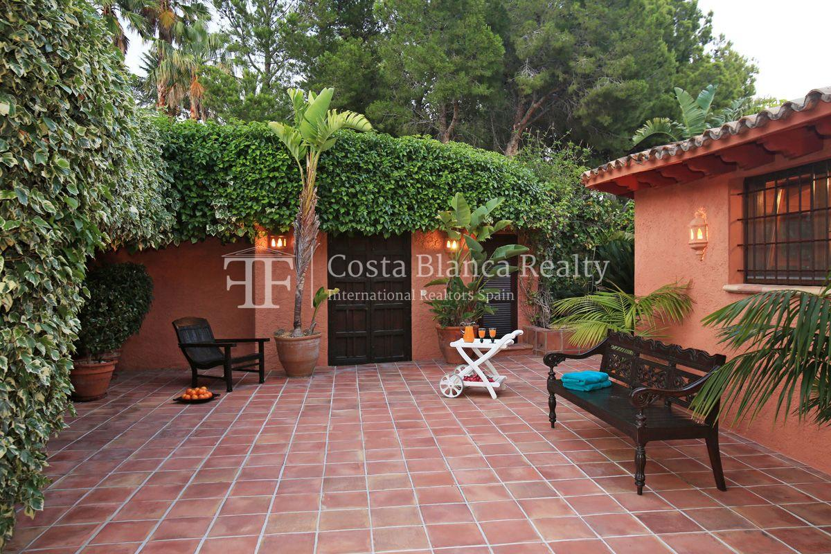 Exceptional property surrounded by a beautiful landscaped garden, Sierra de Altea - 16 - CHFi533
