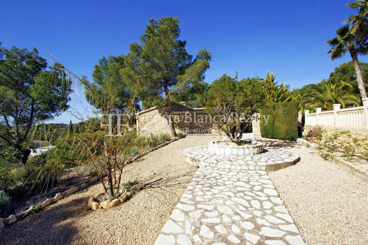Great house for sale with separate guest house in Alfaz del pi, El Cautivador - 31 - CHFi120