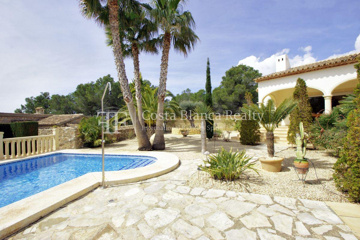 Great house for sale with separate guest house in Alfaz del pi, El Cautivador - 23 - CHFi120