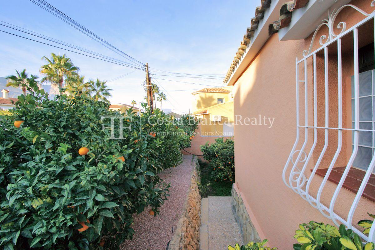 Wonderfully maintained house with sea views in La Nucia - 37 - CHFi763
