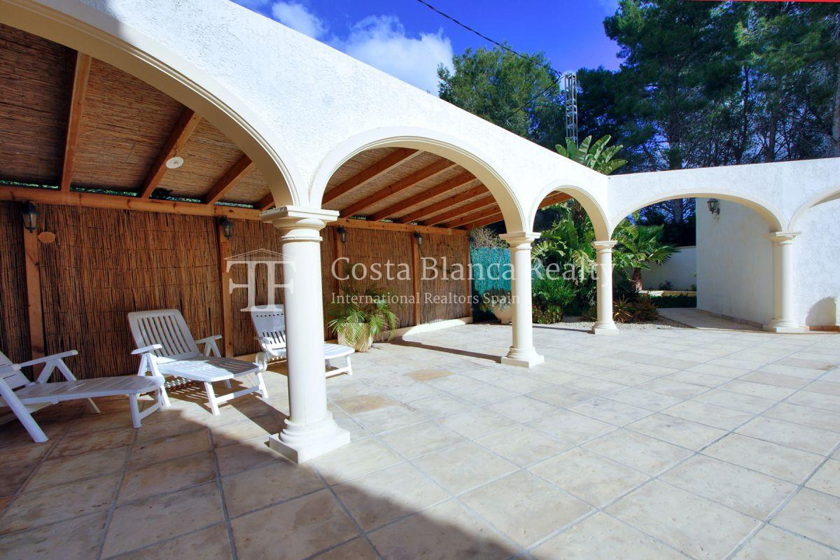 Charming renovated modern villa for sale in Benissa - 24 - CHFi795