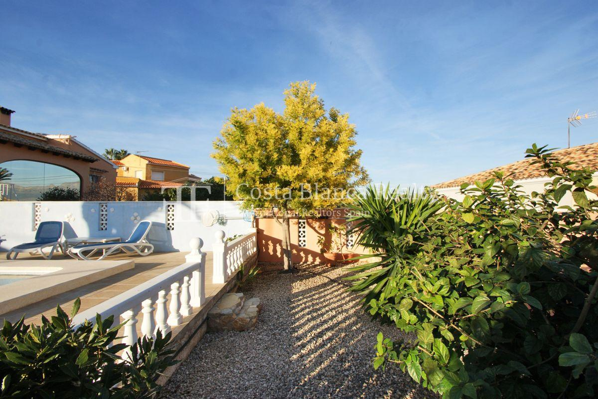 Wonderfully maintained house with sea views in La Nucia - 22 - CHFi763