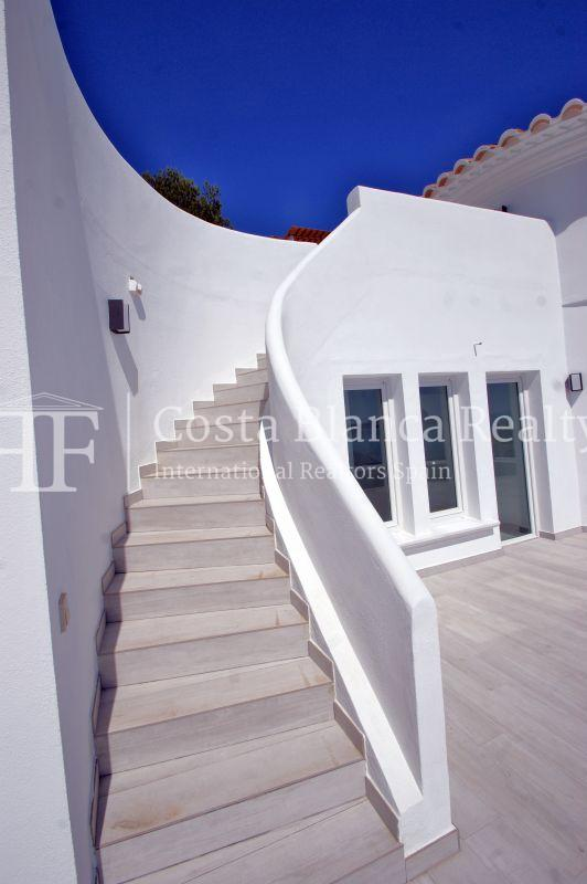 Modern villa with great views for sale in Altea Hills - 41 - CHFi820