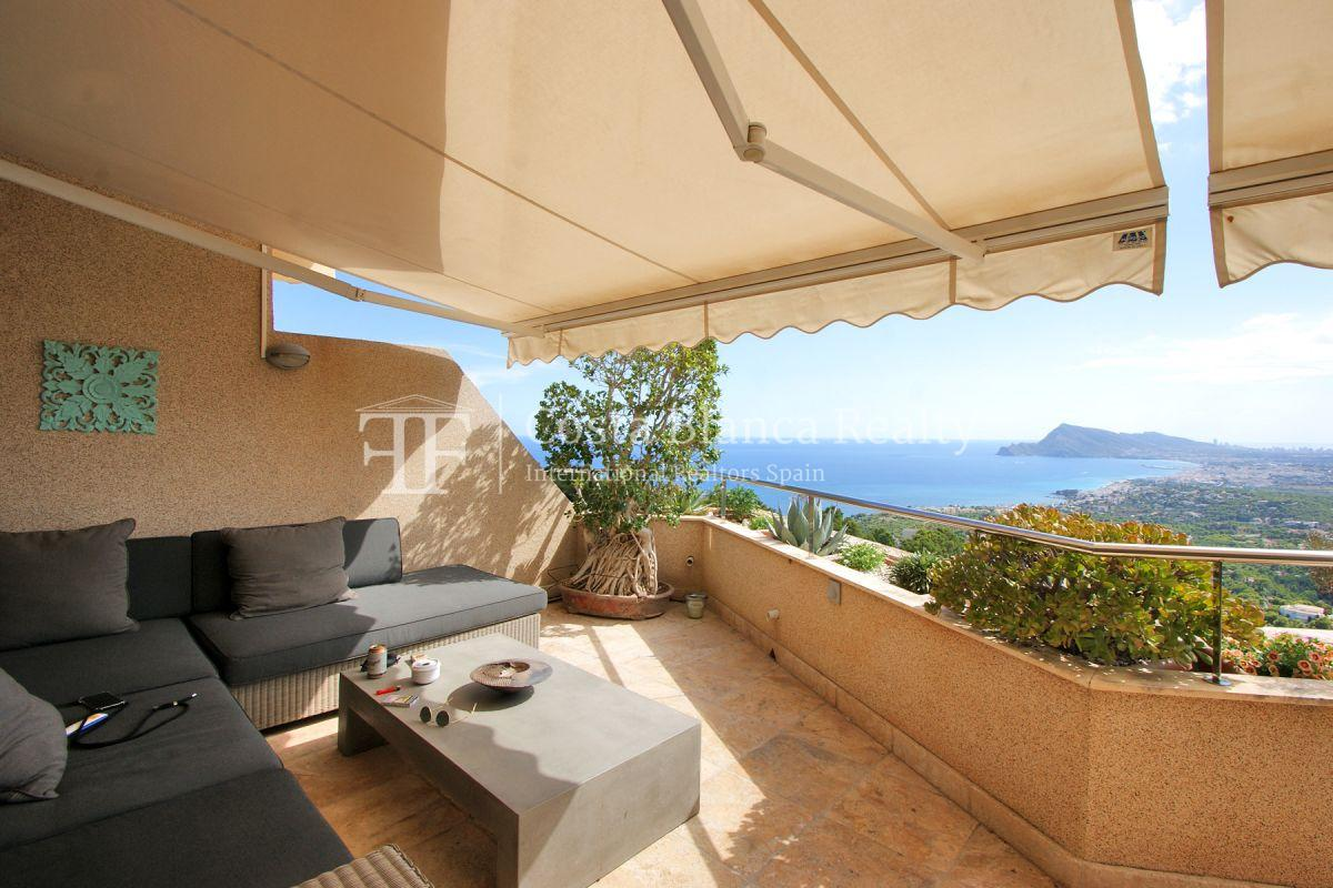 Duplex penthouse apartment for sale in Villa Marina Golf Altea - 3 - CHFi803