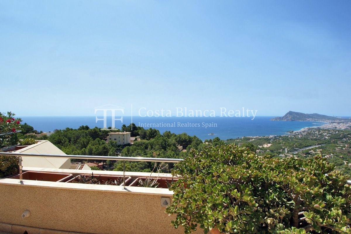 Duplex Penthouse Apartment for sale with great sea views in Altea, Villa Marina Golf - 20 - CHFi653